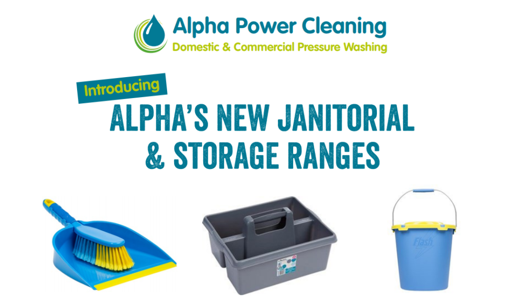 Janitorial Storage